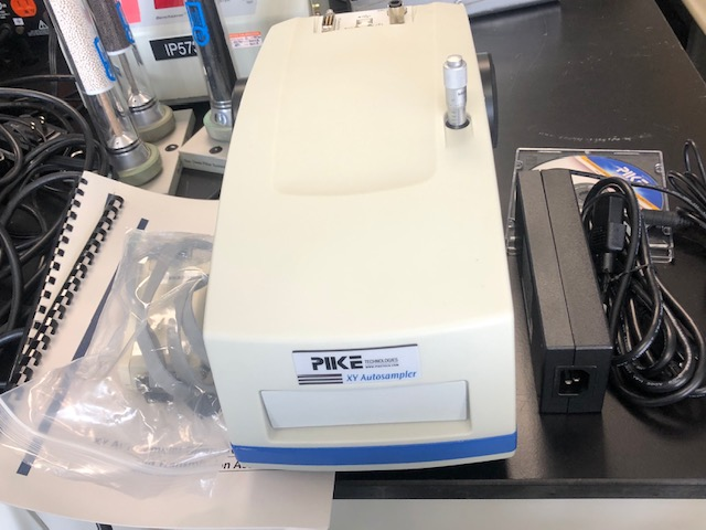 PIKE Technologies XY Autosampler PIKE 047-SERIES